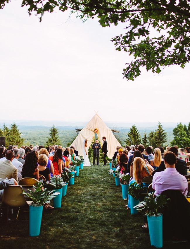 tipi ceremony