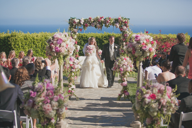 Luxury estate weddings and events green wedding shoes for Malibu house rentals for weddings