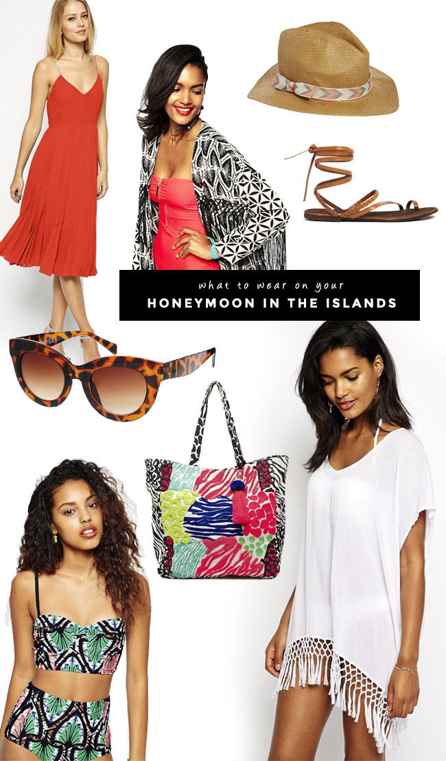 What to Wear on Your Honeymoon in the Islands