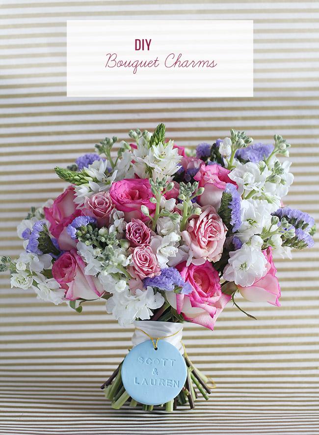 DIY Bouquet Charms