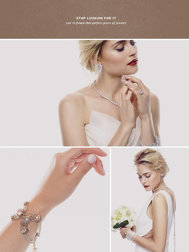 Delilah K Bridal Jewelry
