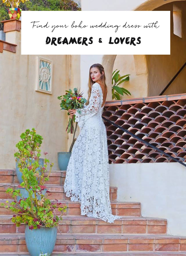 dreamers & lovers dresses