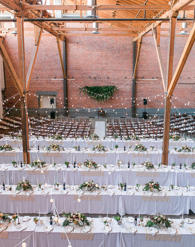 warehouse wedding downtown los angeles