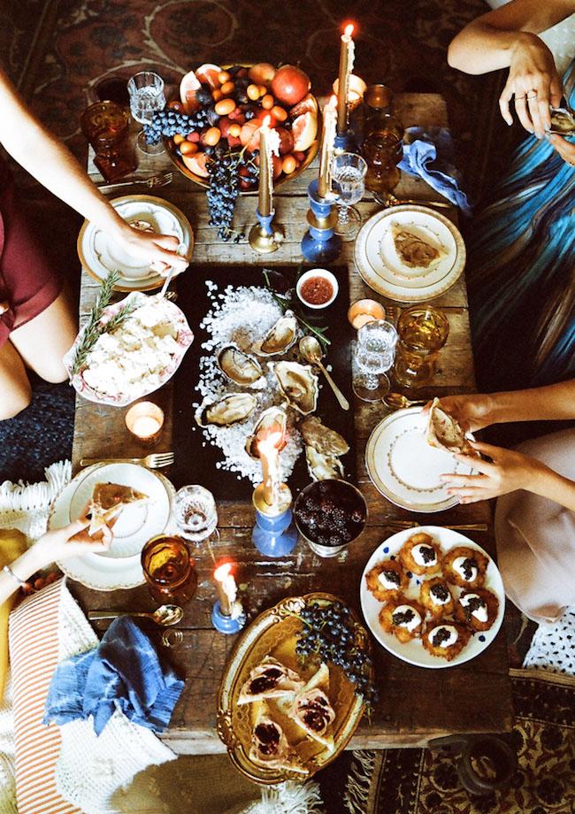 Family Dinner Party Ideas Part - 48: Family Style Dinner