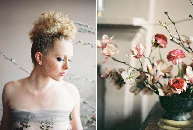 ballet bun hairstyle
