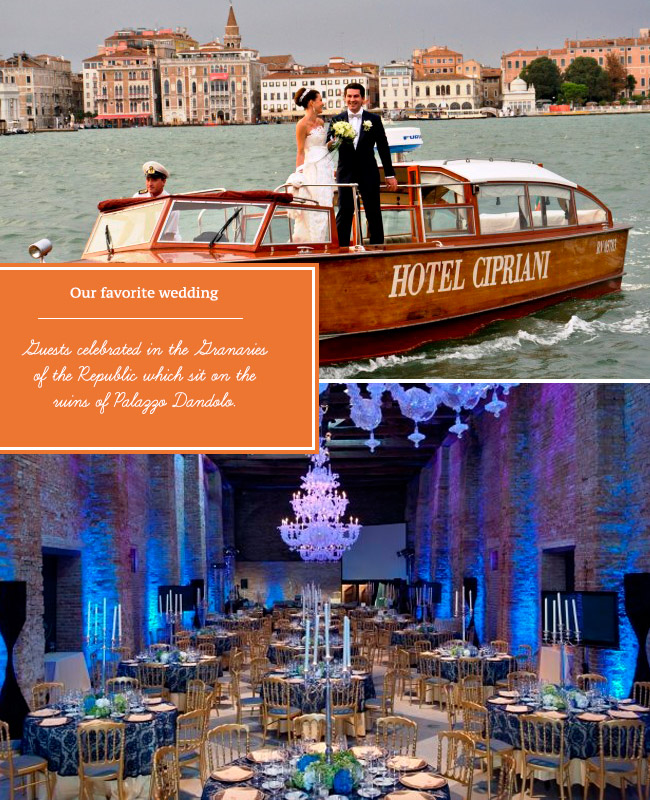 Marry Or Honeymoon In Venice At Belmond Hotel Cipriani