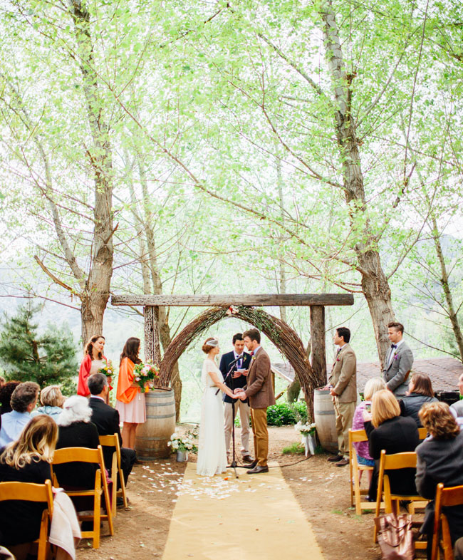 rileys farm ceremony