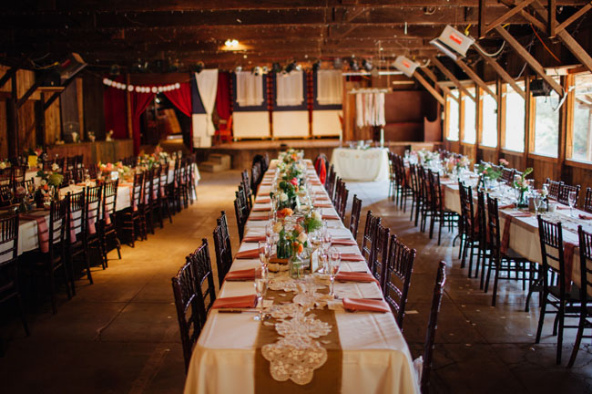 rileys farm barn reception