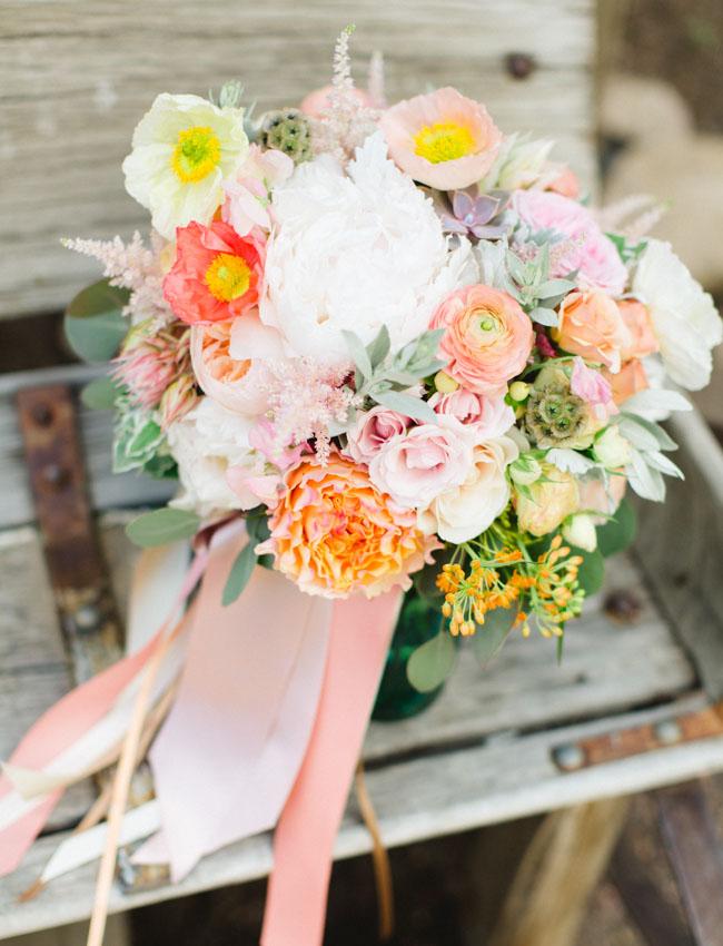 colorful colorado bouquet