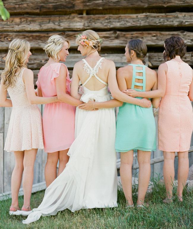 pretty backed dresses