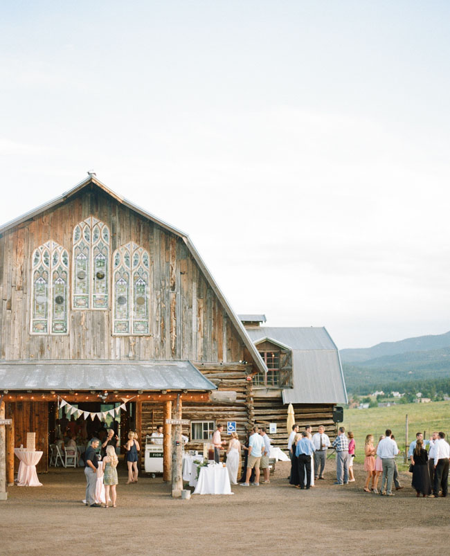 Colorado Barn