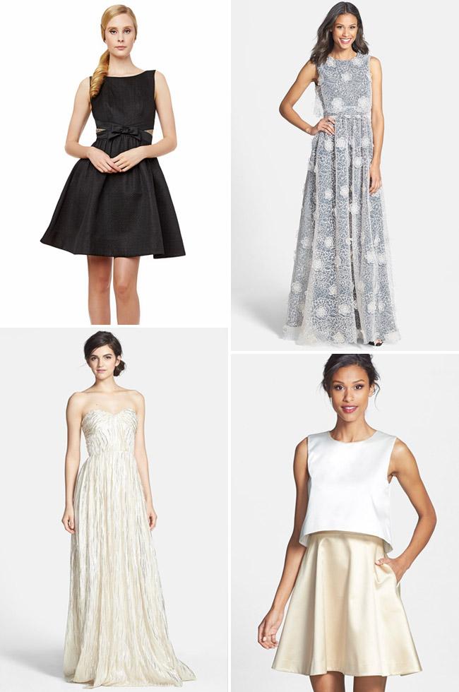 erin fetherston bridesmaids dresses
