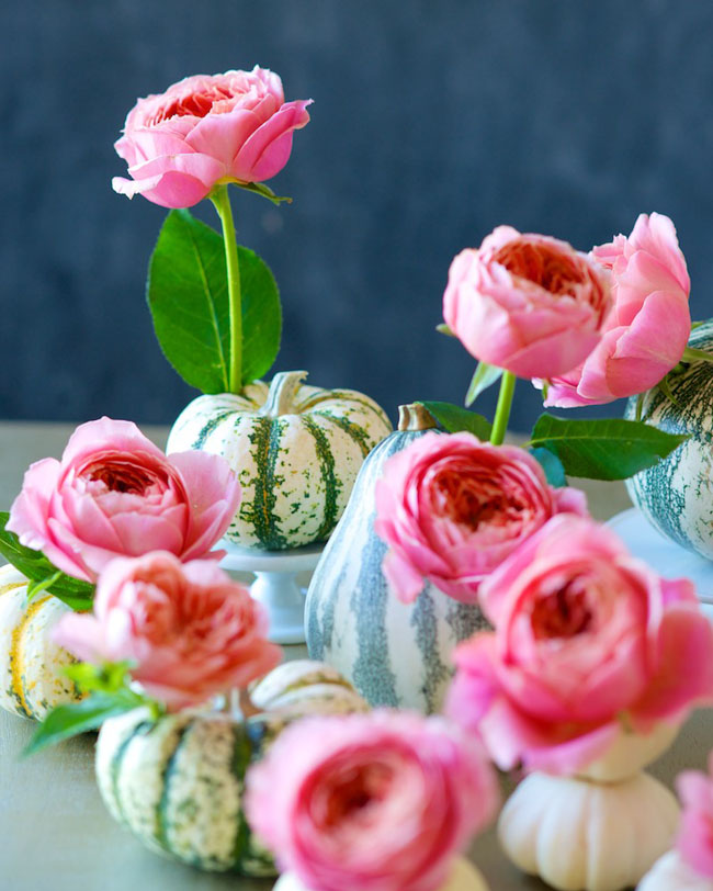 Fall Floral DIY