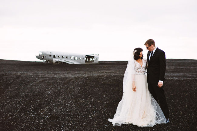 iceland downed plane