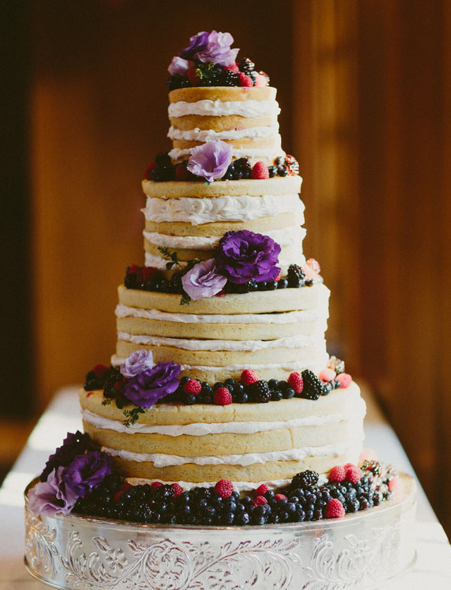 wedding cakes with purple accents lush organic new jersey wedding virginia brad 26088