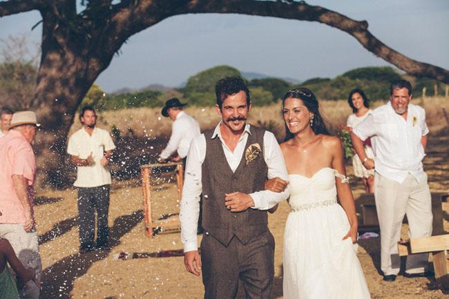 Gorgeous Bohemian Nicaraguan Wedding Maja Wes