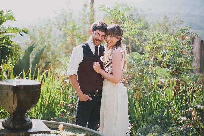 Ojai Red Tail Ranch wedding