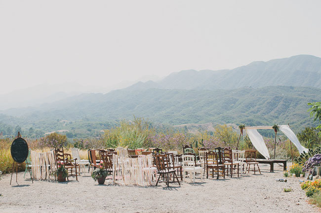 Ojai Red Tail Ranch wedding