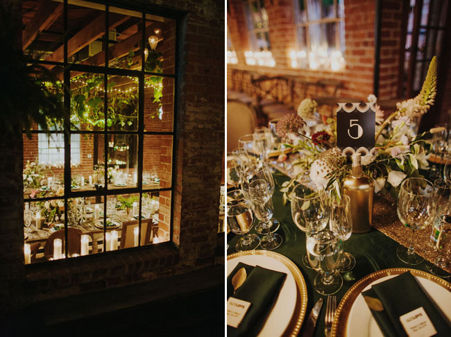 20s inspired tablescape