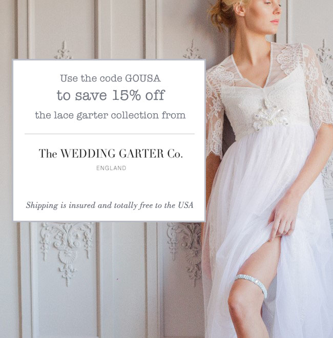 Handcrafted Heirlooms From The Wedding Garter Co.