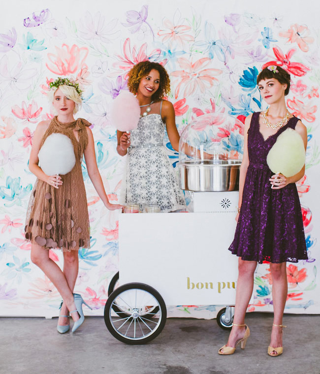 Modcloth bridesmaids dresses