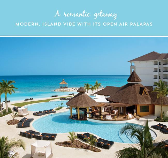 Honeymoon in Jamaica at Montego Bay