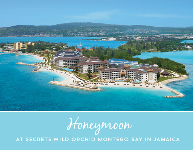 Honeymoon in Jamaica at Montego Bay