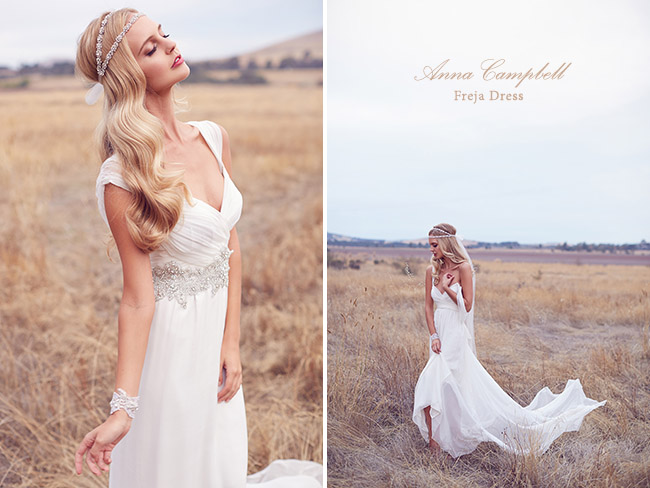 Anna Campbell Freja Dress