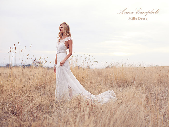 Anna Campbell Milla Dress