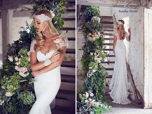 Anna Campbell Saasha Dress
