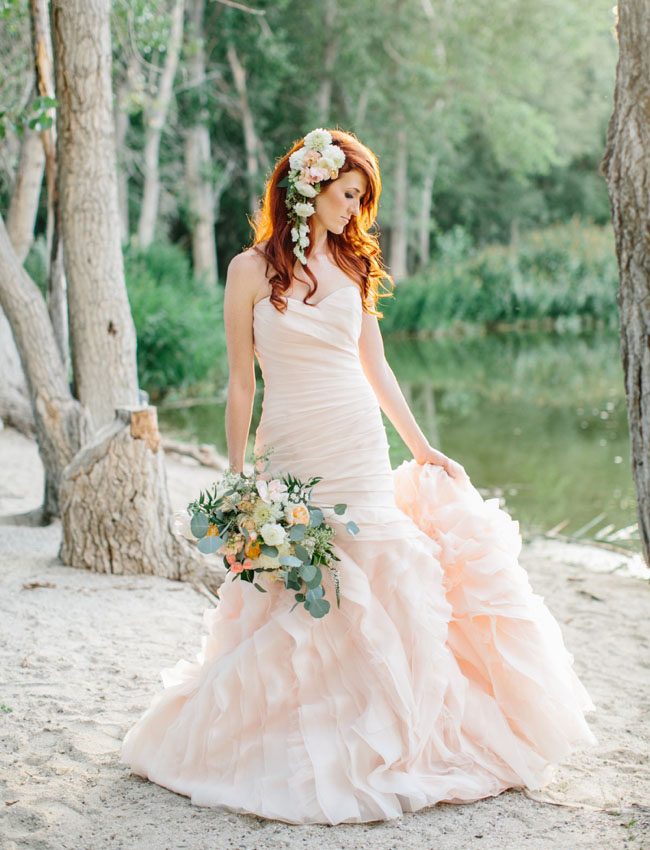 blush Sottero & Midgley dress