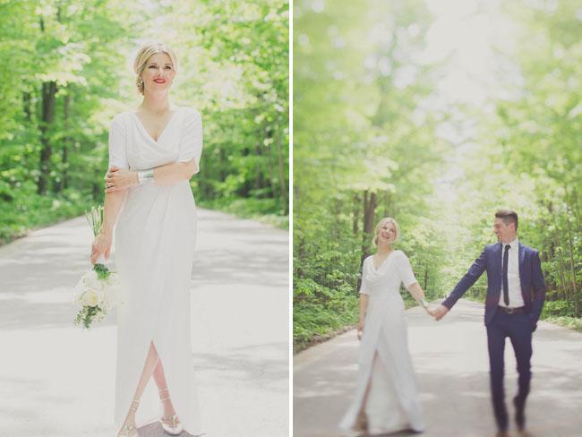 Haux Couture wedding dress