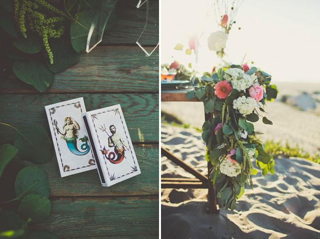 mermaid card deck
