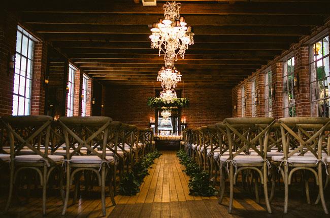 Carondelet House ceremony