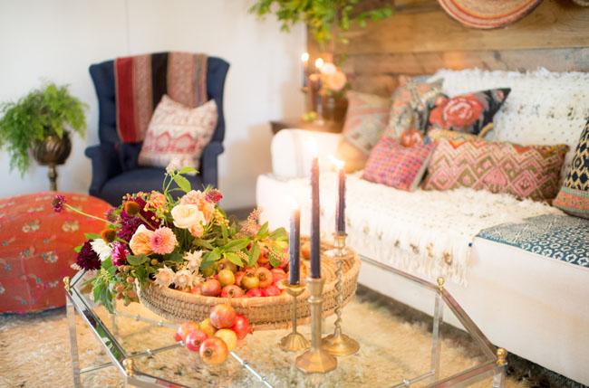 bohemian romance lounge