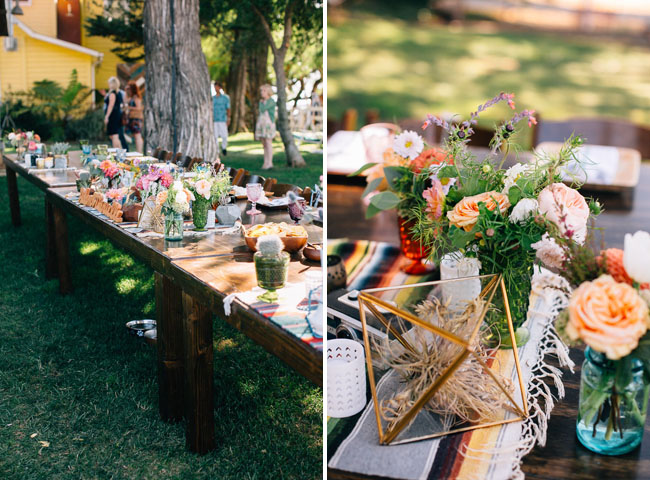 gem table decor