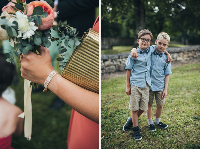 bow tie ring bearers