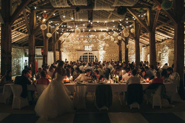 Elegant French Countryside Wedding: Rustic French Countryside Wedding: Iris + Edouard