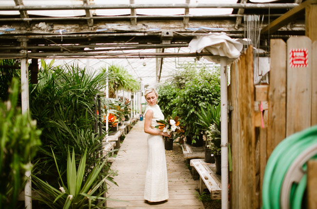 greenhouse bride