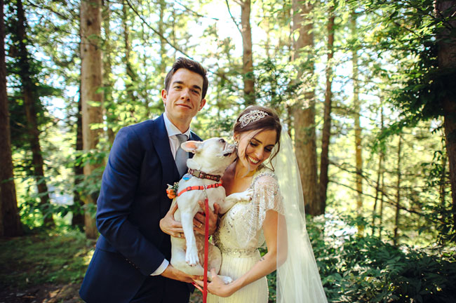 John Mulaney with Wife Annamarie Tendler