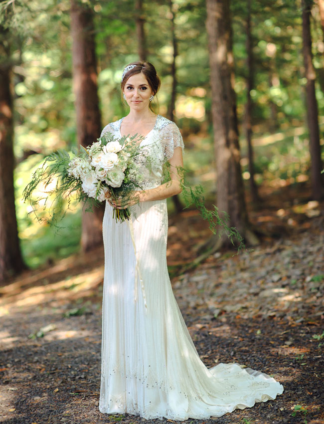 John Mulaney + Annamarie Tendler's Catskill Mountain Wedding