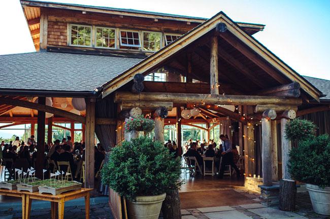 Catskill Mountain Wedding