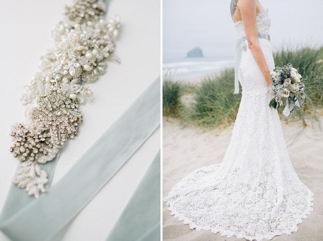 Nicole Miller wedding dress