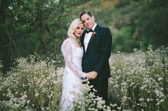 Eclectic Handmade Ranch Wedding Danielle Logan Green