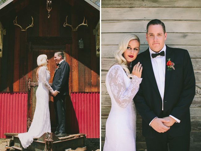 Peter Strauss wedding