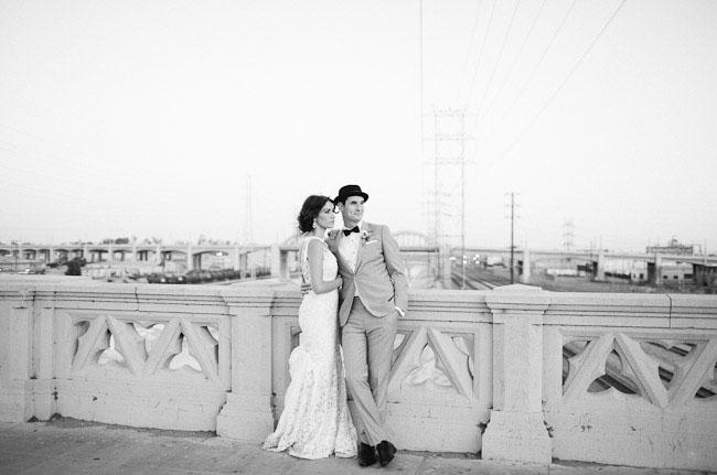 LA wedding