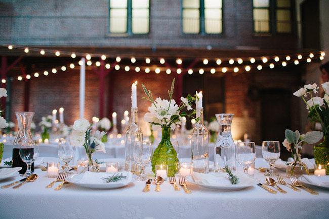 Garden Inspired La Wedding Kristen Taylor