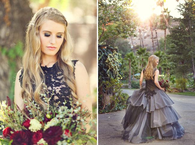 RMine Bespoke wedding dress