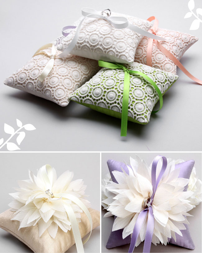 Pillow For Wedding Rings 52 Simple Woomee Ring Pillows