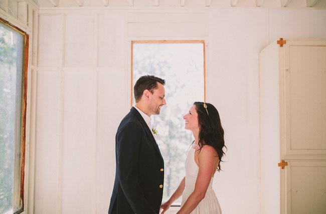 yosemite bride and groom